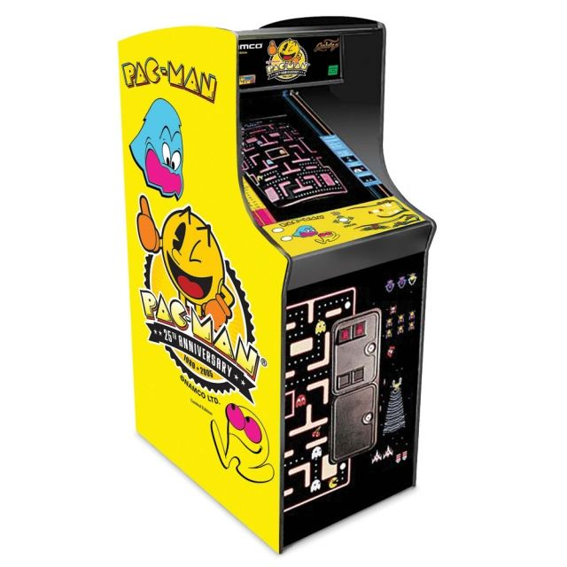 Miss this? You could play arcade games again