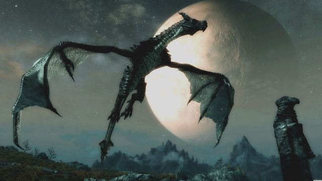 http://www.wallchan.com/images/sandbox/59623-skyrim-dragon.jpg