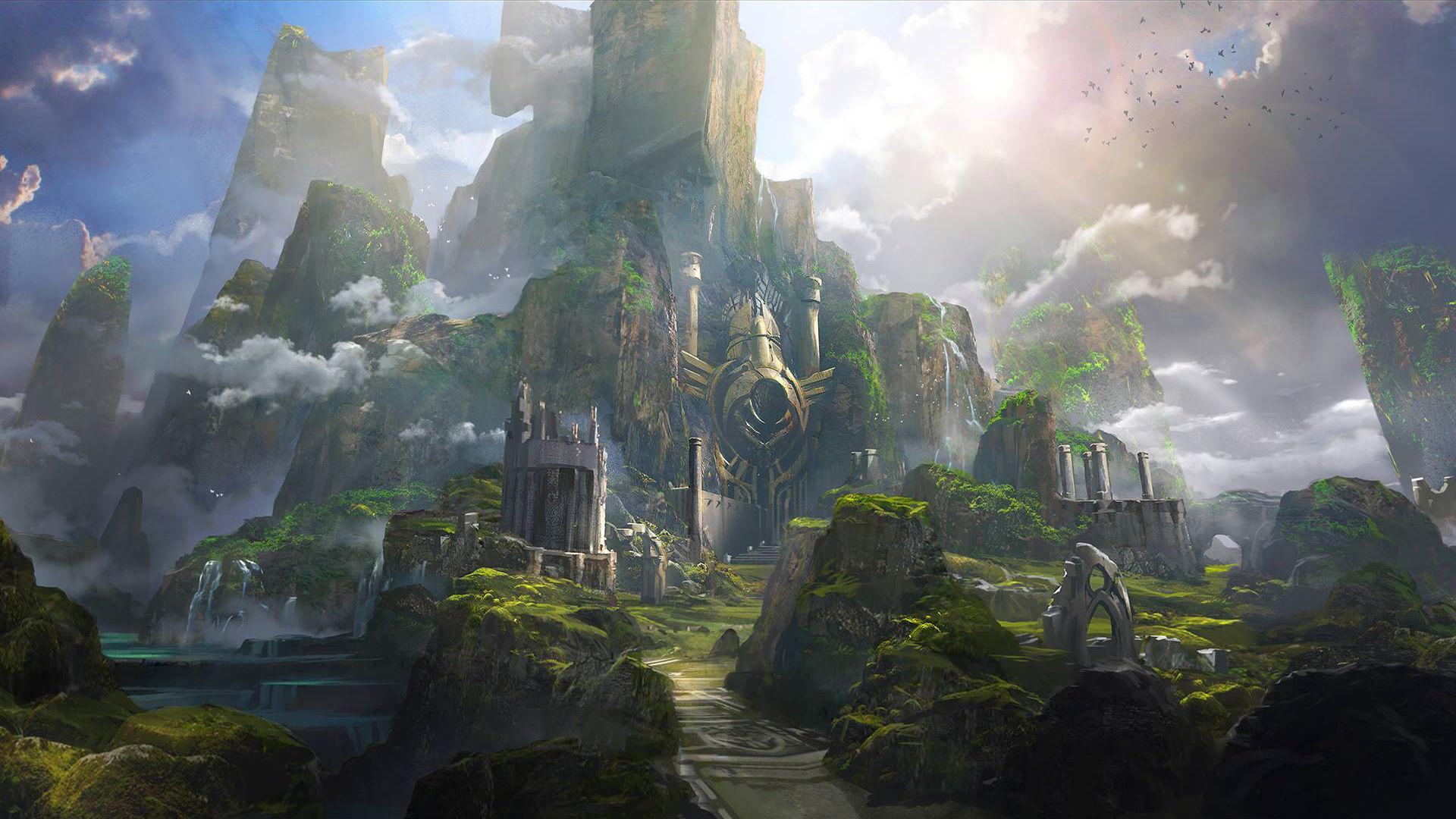 fantasy wallpaper 1080p