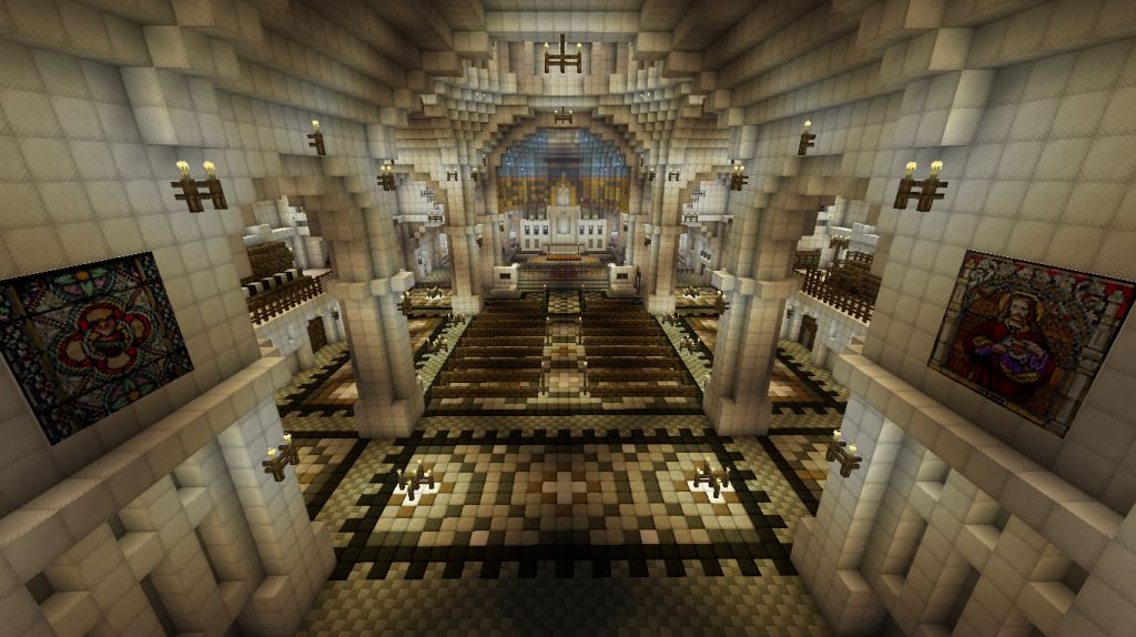 The Best Minecraft Seeds And Maps Based On Real Places