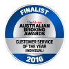 Australian Broking Awards - Customer Service of the Year - Individual