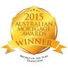 Australian Mortgage Awards Winner 2015 - Broker of the Year