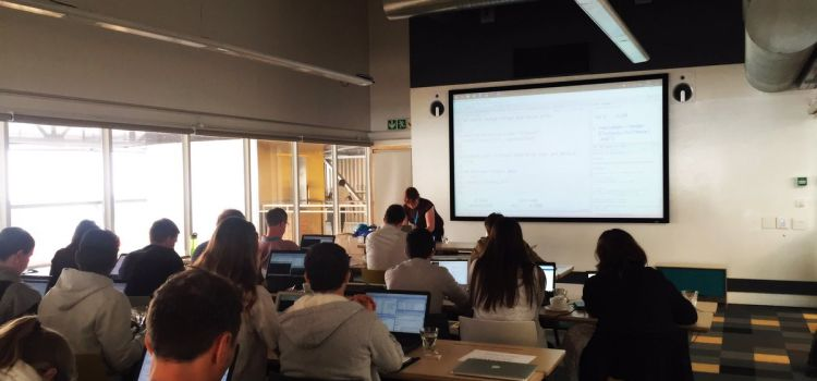 Announcing community R workshops