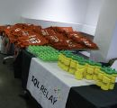 SQL Relay Reading 2014 - Lots of swag