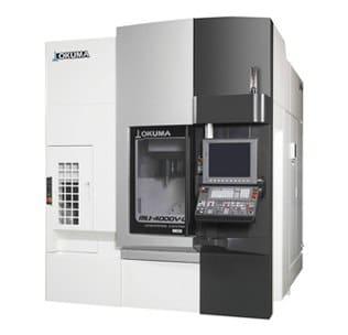 OKUMA MU-4000VL