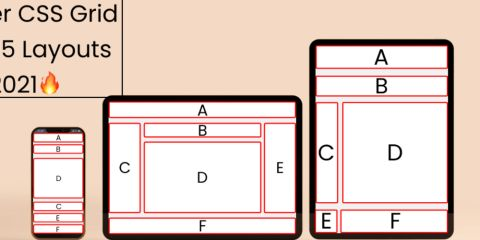 Acing CSS Grid Model in 2021 with 5 Exercises || CSS 2021  🔥
