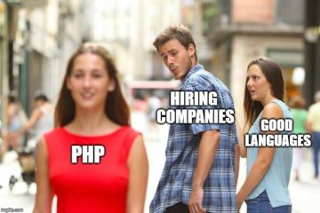 Why developers hate php
