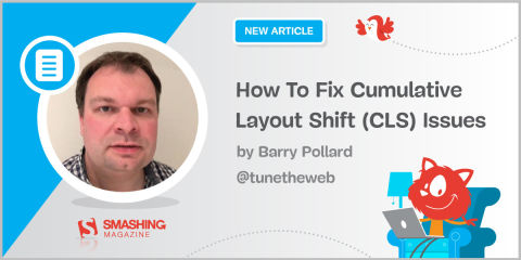 How To Fix Cumulative Layout Shift (CLS) Issues — Smashing Magazine