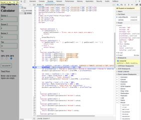 How to stop using console.log() and start using your browser's debugger