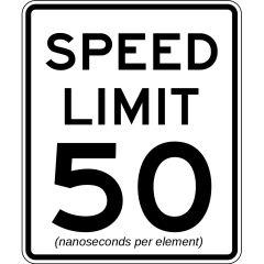 Performance speed limits