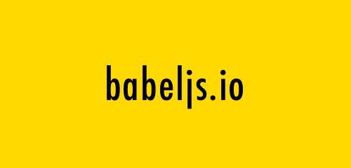Removing Babel's Stage Presets · Babel