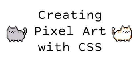 Creating Pixel Art with CSS