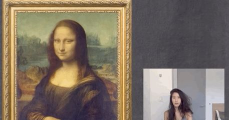 Bringing the Mona Lisa Effect to Life with TensorFlow.js