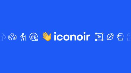 Iconoir | SVG Icons Library