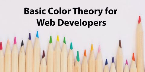 Basic Color Theory for Web Developers