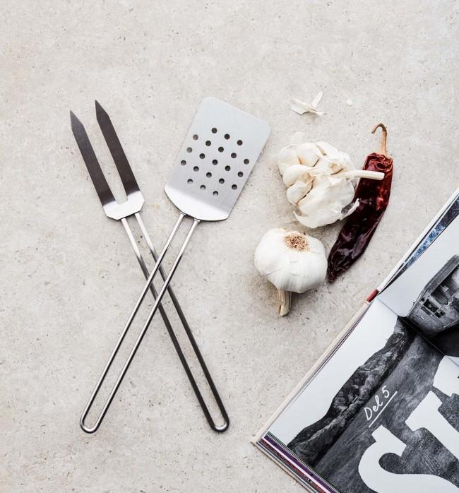 Grillverktyg