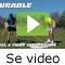 Kickster Quick-Hit Multi-Sport Golfnet