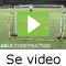 Kickster Academy 6'x4' Fodboldmål