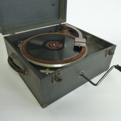 Gramophones, Record Players & Tape Recorders