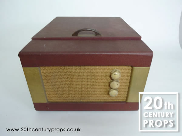 2: VIntage record player