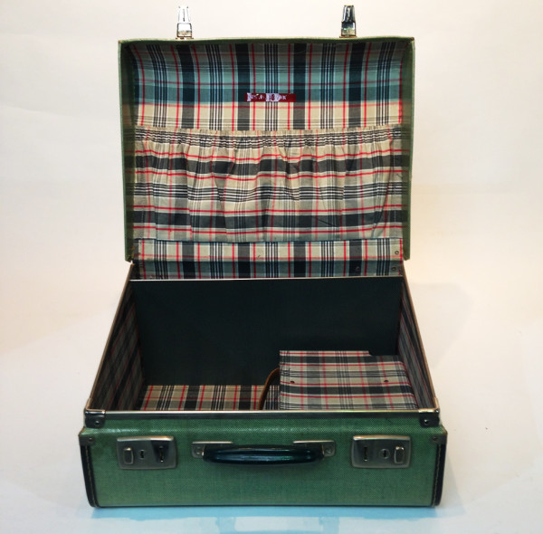2: Small Green Travel Case