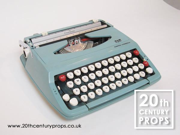 1: Retro Typewriter