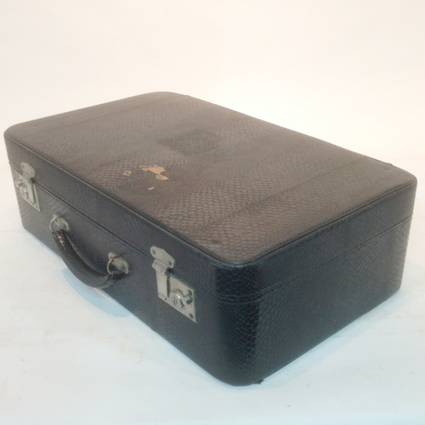3: Large Black Suitcase