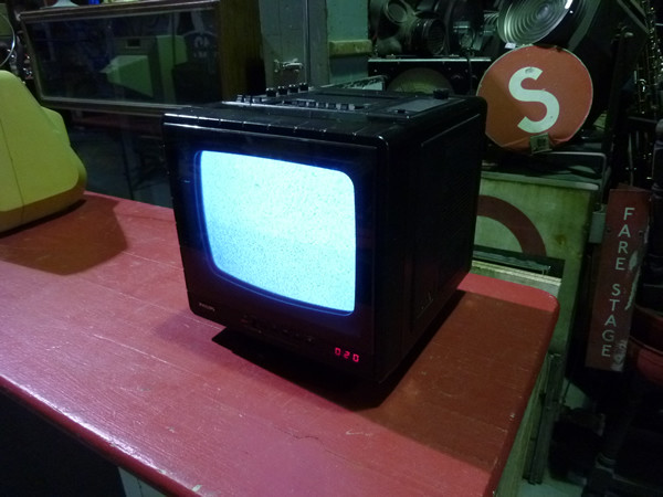 6: Practical Vintage Analogue Televisions