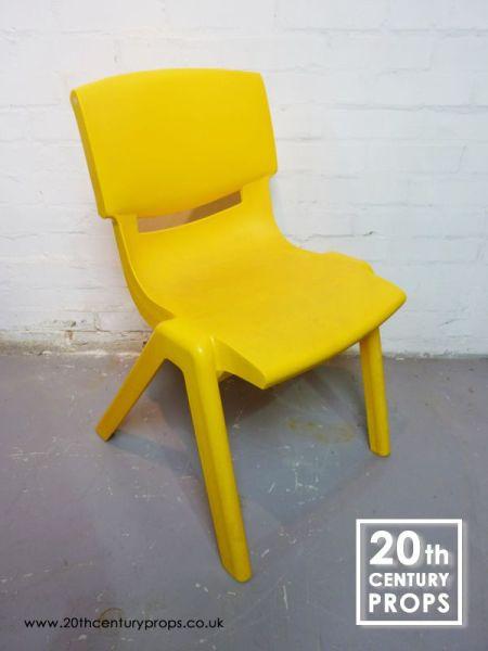 1: Retro chair