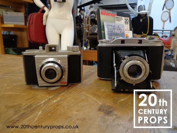 1: 1950's cameras