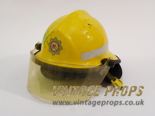 3: Firemans Helmet