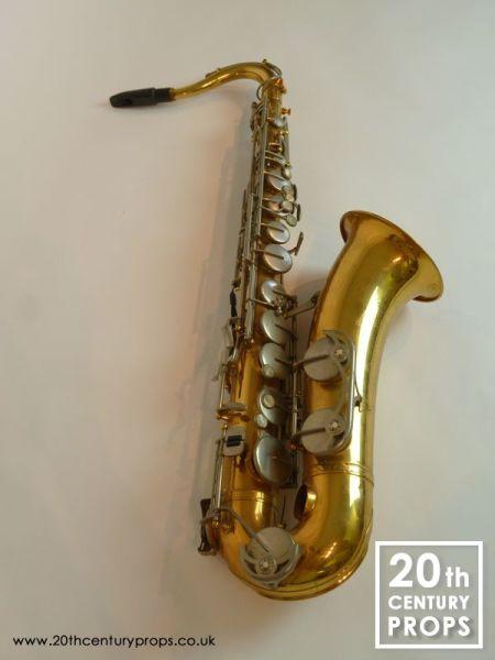 2: Vintage Saxophone