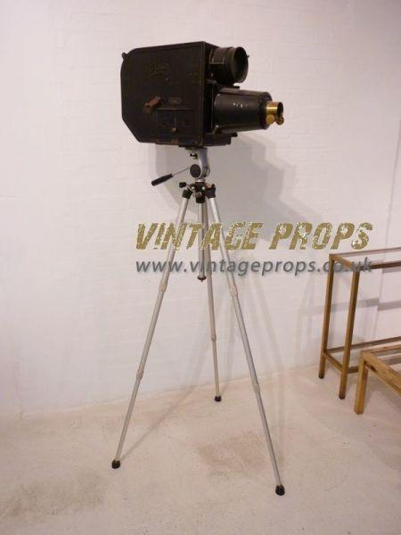 2: Vintage projector