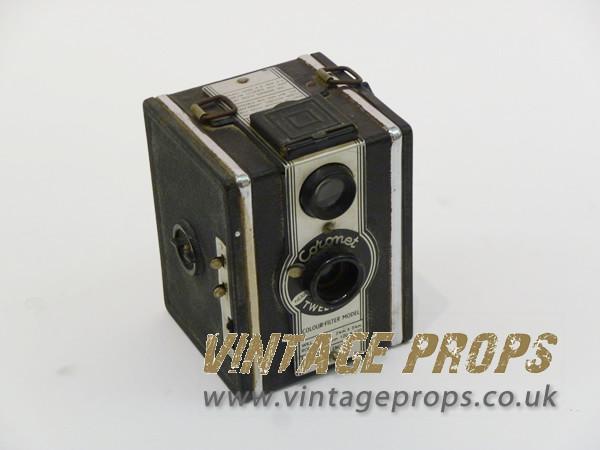 2: Coronet vintage camera