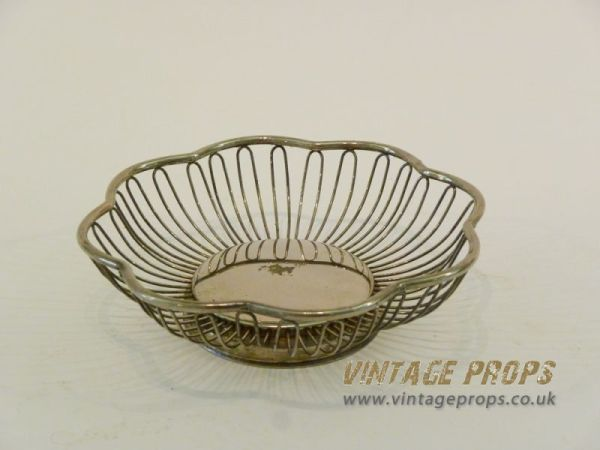 1: Stainless steel wire bowl