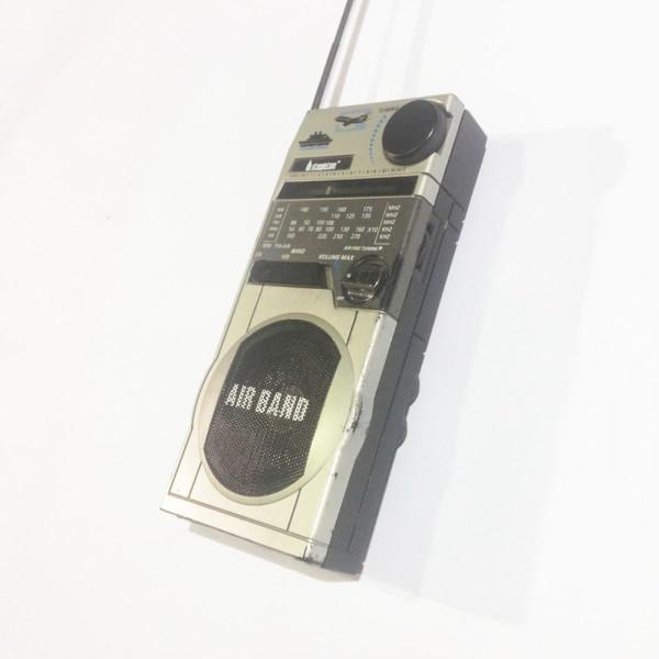 3: 'Air Band' aircraft & shipping radio