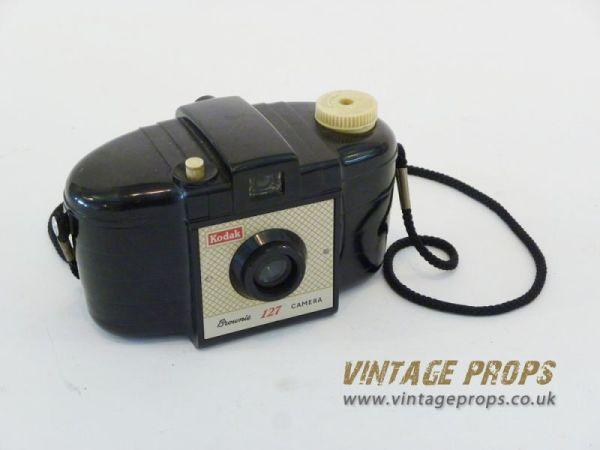 2: Vintage Kodak 'Brownie' camera