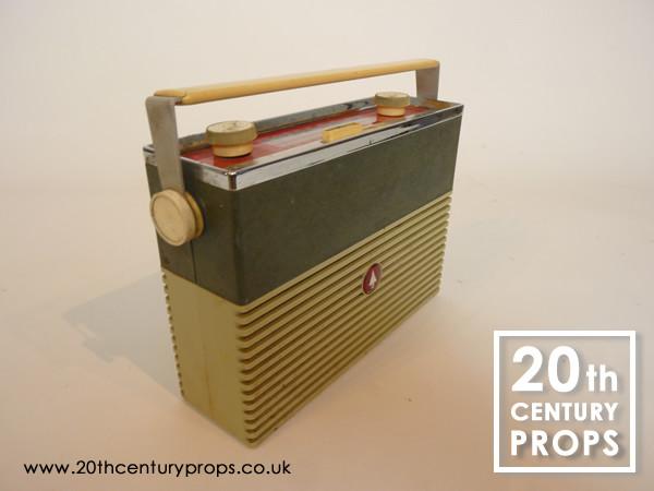 1: Vintage Bush radio