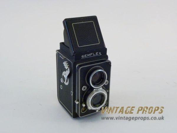 1: Semflex vintage camera
