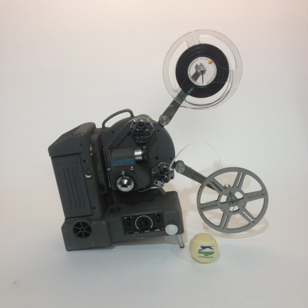 2: Grey Heurtier 8mm and 16mm Film Projector