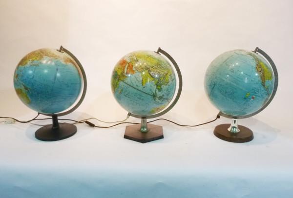 1: Illuminated Globes