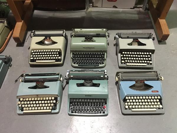 2: Vintage Typewriters
