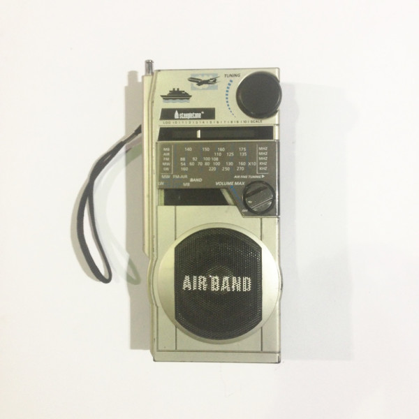 1: 'Air Band' aircraft & shipping radio