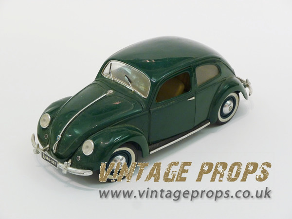 1: 1960's VW Beetle toy car