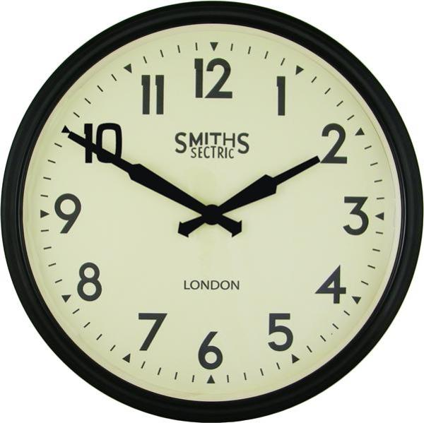 1: Smiths large retro wall clock