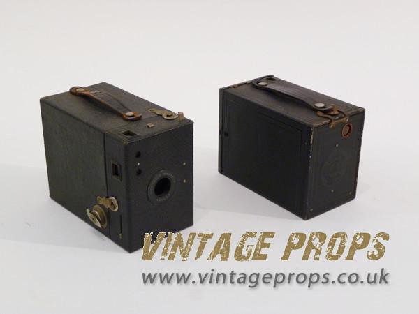 2: Vintage Box Cameras