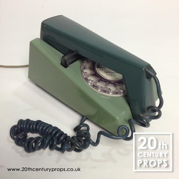 2: 1970's retro trim phone