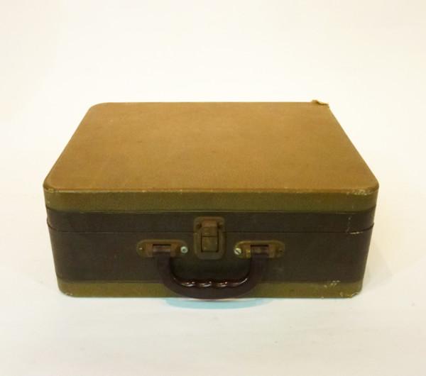 4: Mustard Coloured Hard Shell Case