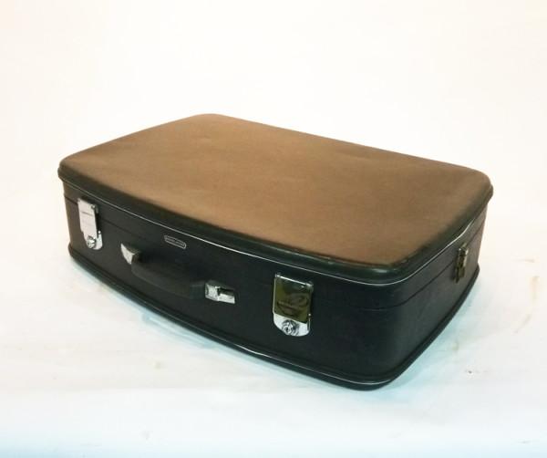 2: Black Hard Shell Suitcase