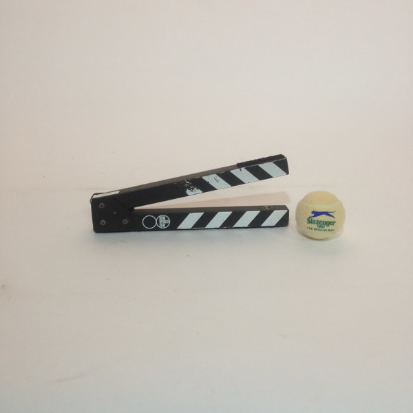 2: Film Clapper Board